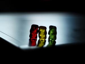 gummi bears @800